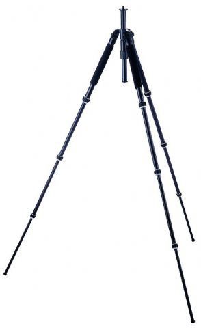 Linkstar Statief L-102T 64-140 cm 3 Secties Titanium