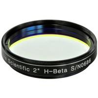 Explore Scientific 2 Inch H-Beta Nebula Filter